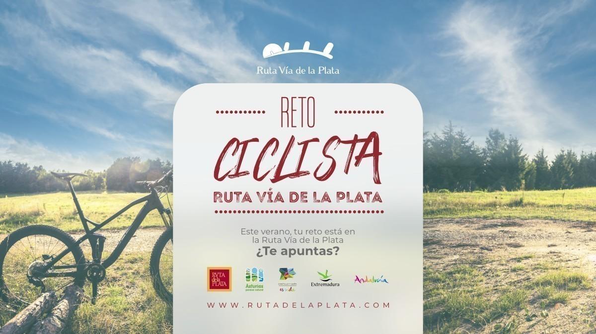 Reto Ciclista Ruta Vía de la Plata