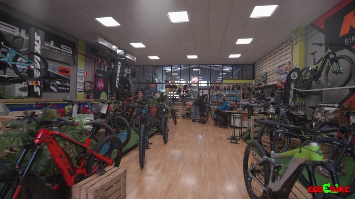 Robadas 50 bicicletas en la tienda Ecobike de Colmenar Viejo