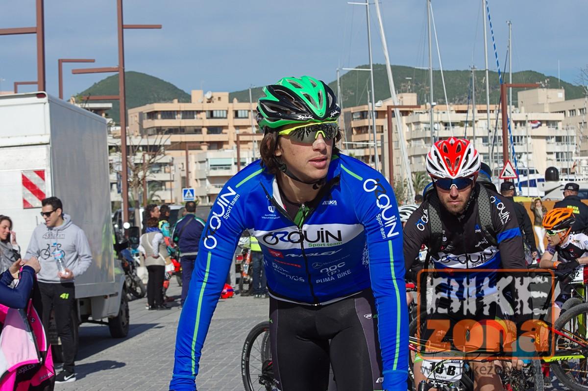 Roberto Merhi , Gerard Farrés, Joan Font y Marc Solá también estarán en La Vuelta a Ibiza BTT