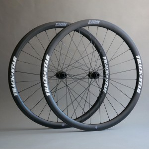 Ruedas Trackstar Carbono para Ciclocross