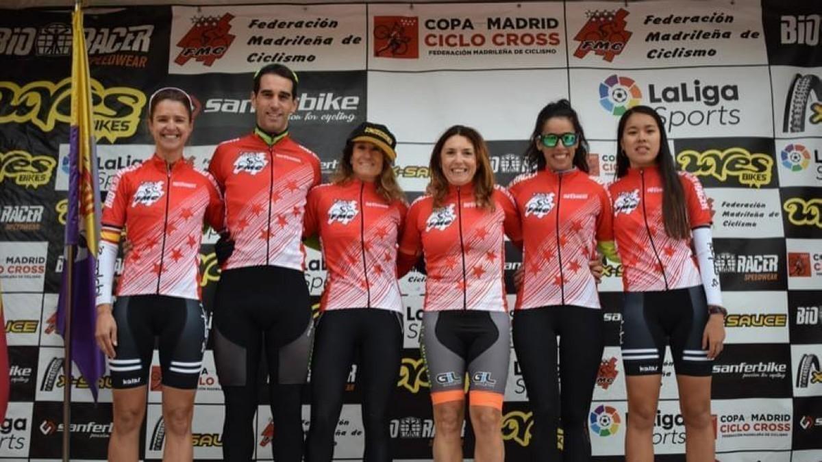 Ruth Moll y Carlos Hernández ganadores en Torrejón de Ardoz