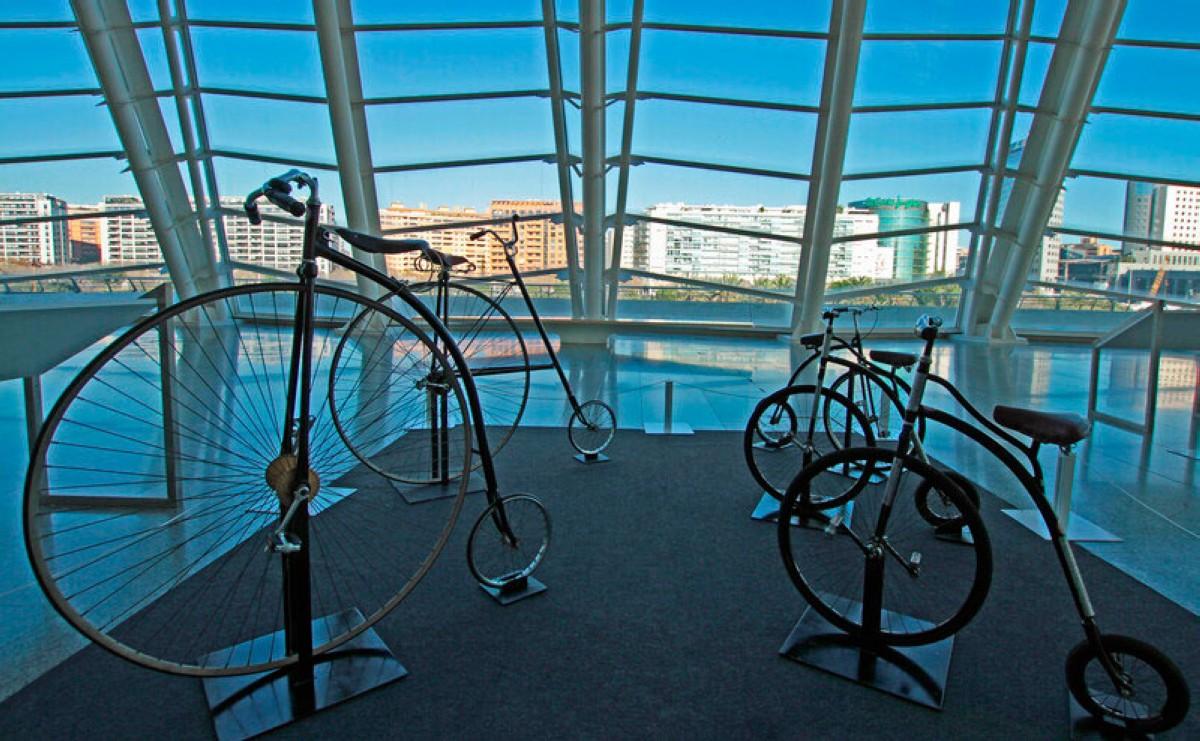 Sabes ... ¿Quién inventó la bicicleta?