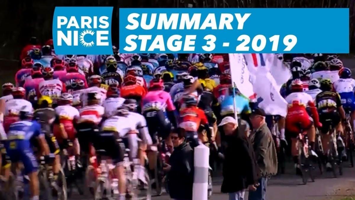 Sam Bennett corta la racha triunfal de Groenewegen en la Paris Niza