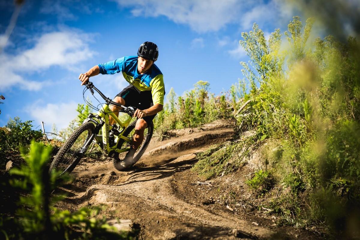 Sam Shaw nuevo piloto de Zerode Bikes