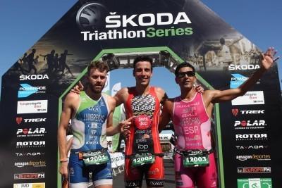 Samer Ali-Saad y Sara Schroeder ganan el Triatlón Puerto de Sevilla
