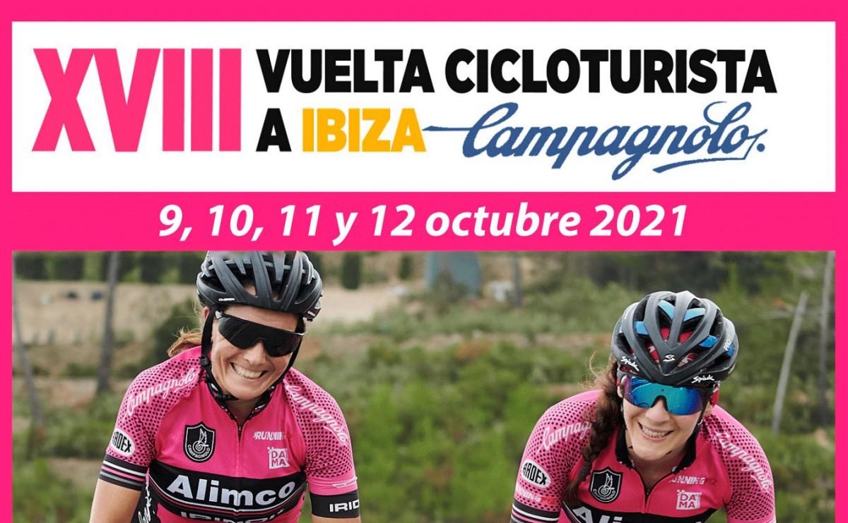Sandra Alonso y Susana Pérez confirman su presencia en La Vuelta Cicloturista a Ibiza