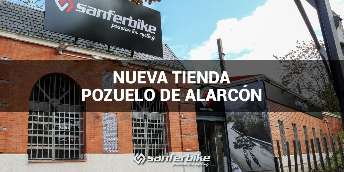 Sanferbike abre una nueva tienda en Pozuelo de Alarcón
