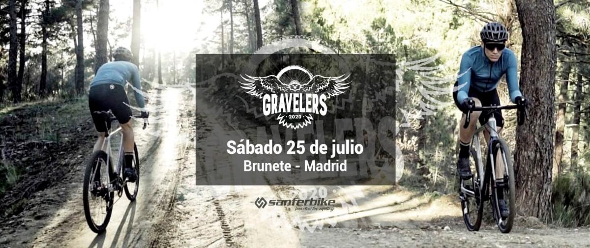 Sanferbike colaborará con la Gravelers 2020