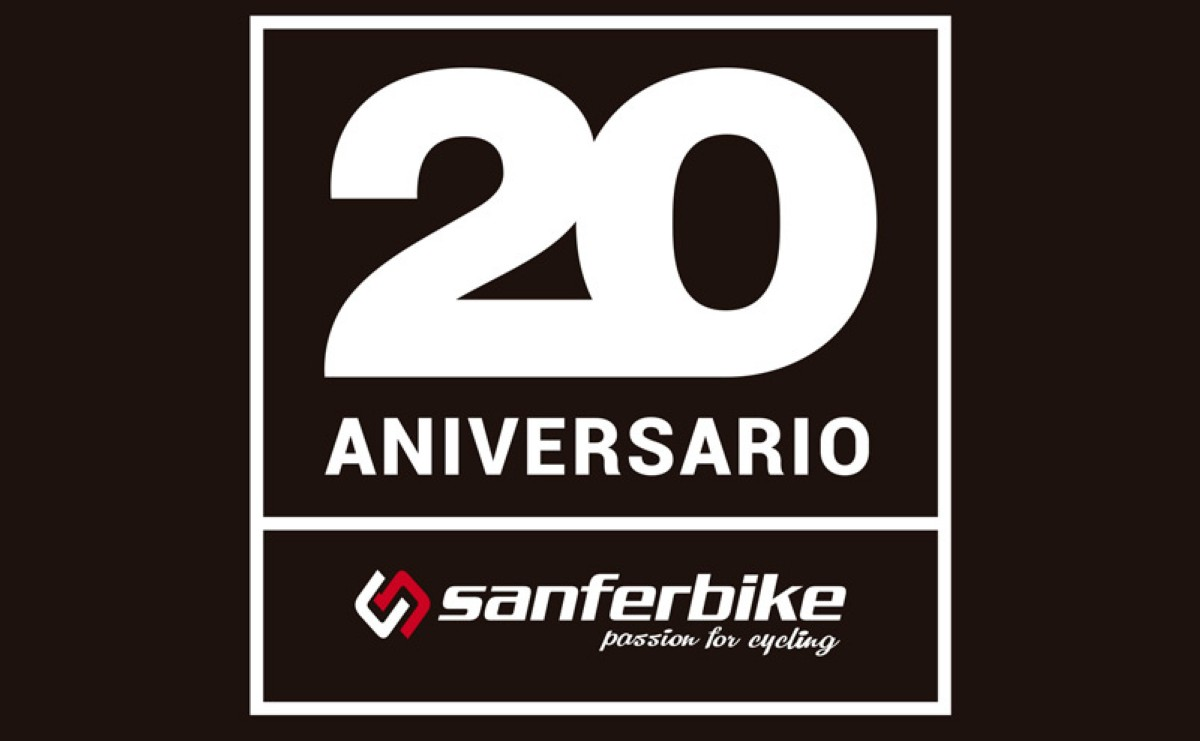Sanferbike cumple su 20 aniversario