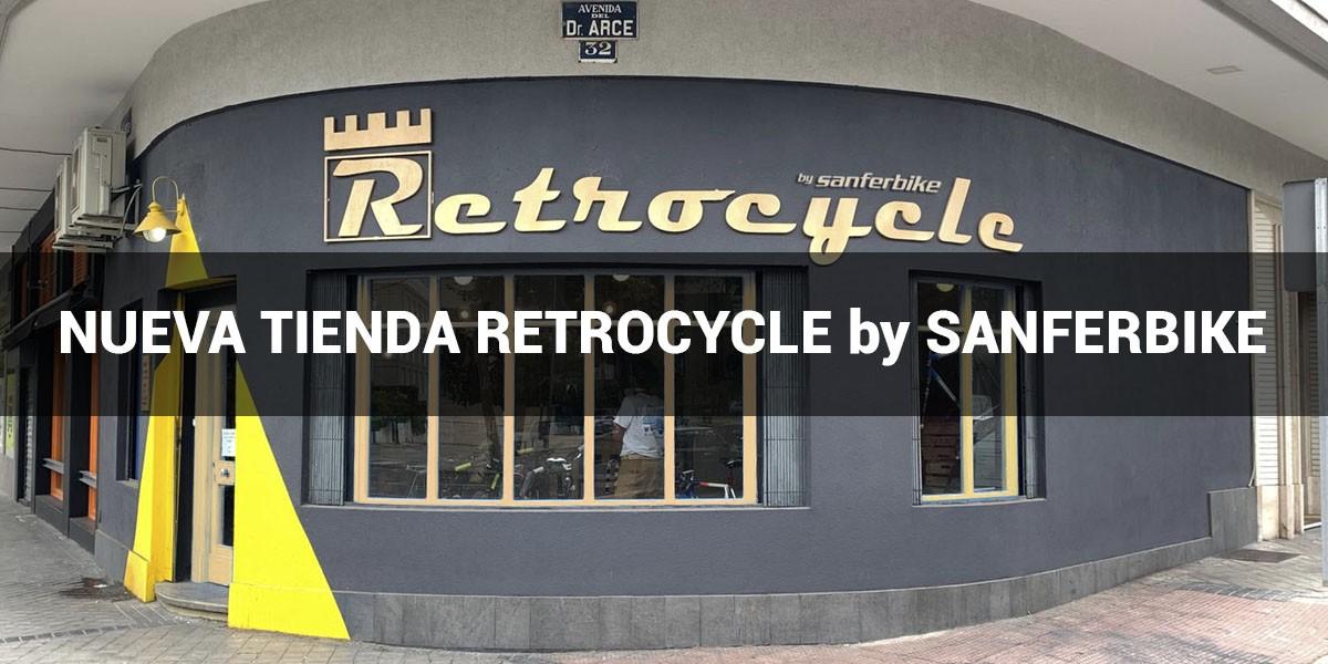 Sanferbike y Retrocycle C.C. firman un acuerdo de colaboración