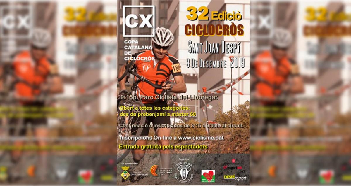 Sant Joan Despí nueva cita con la Copa Catalana de CX
