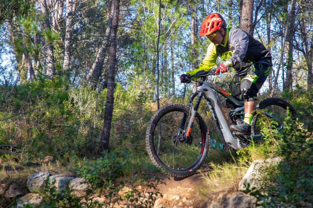 Santa Susanna promueve el uso de las bicis eléctricas