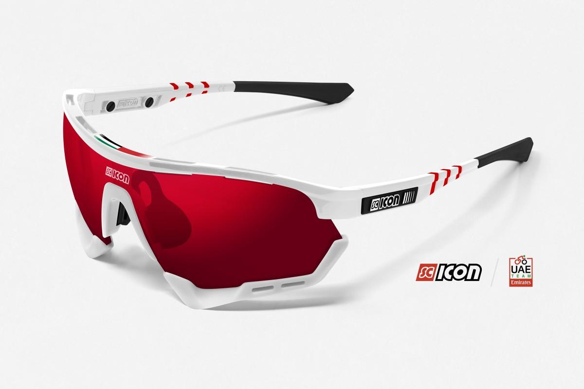 Scicon suministrará sus nuevas gafas de sol al UAE Emirates