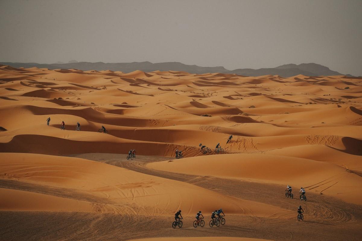 Se acerca la mayor Garmin Titan Desert de la historia