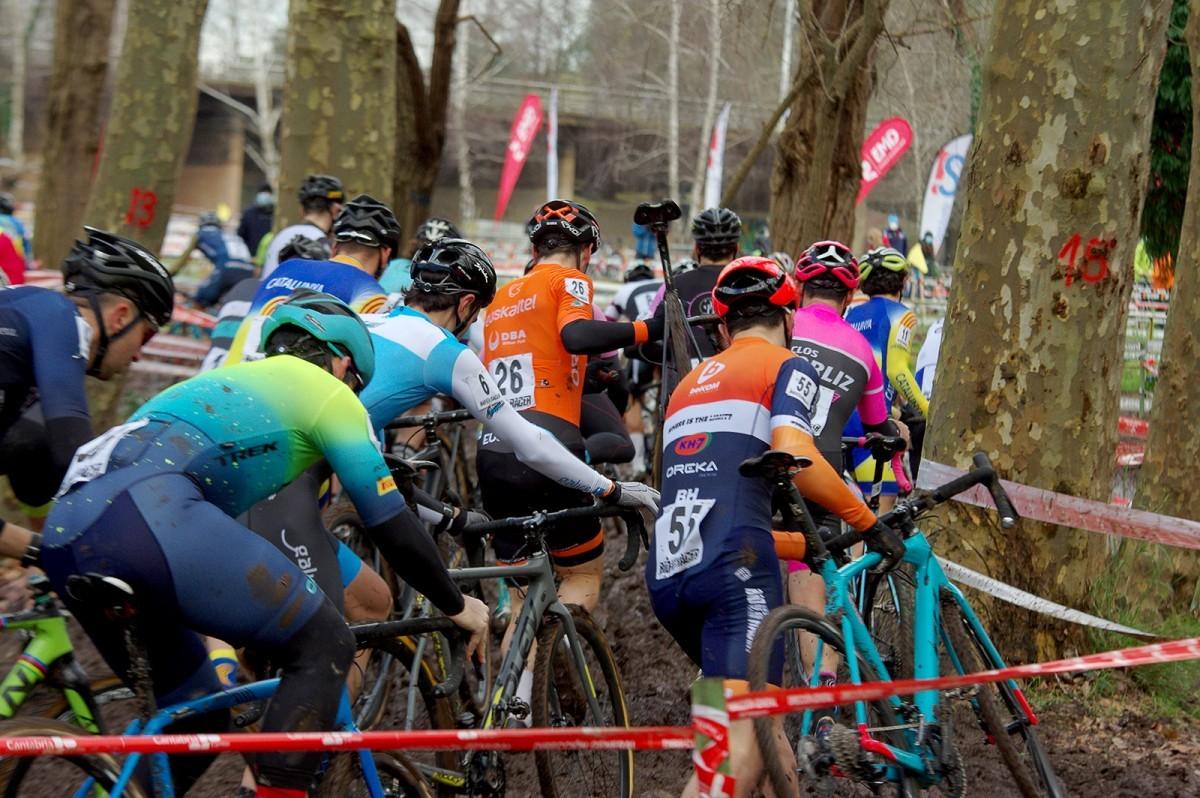 Se cancela definitivamente el ciclocross de Iruña 2021