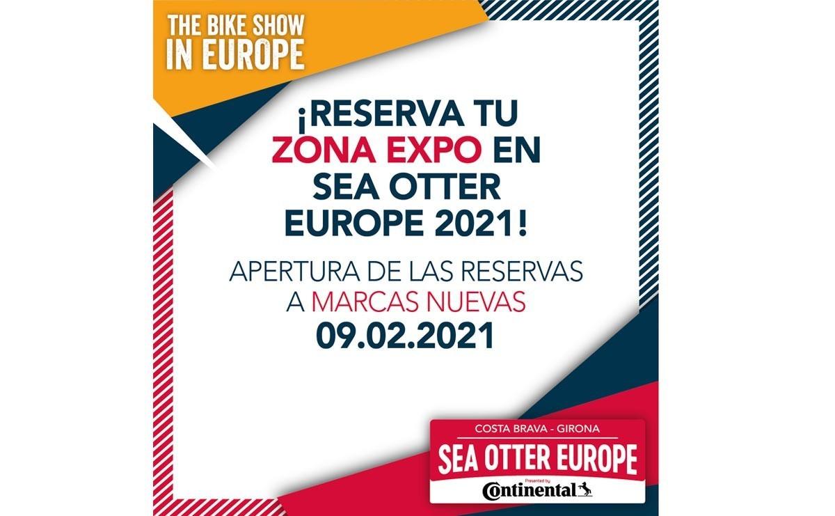 Sea Otter Europe arranca motores para la comercialización de su zona expo