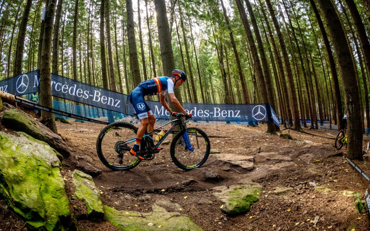 Seis bikers de Primaflor-Mondraker-XSauce participan en los Mundiales de Leogang