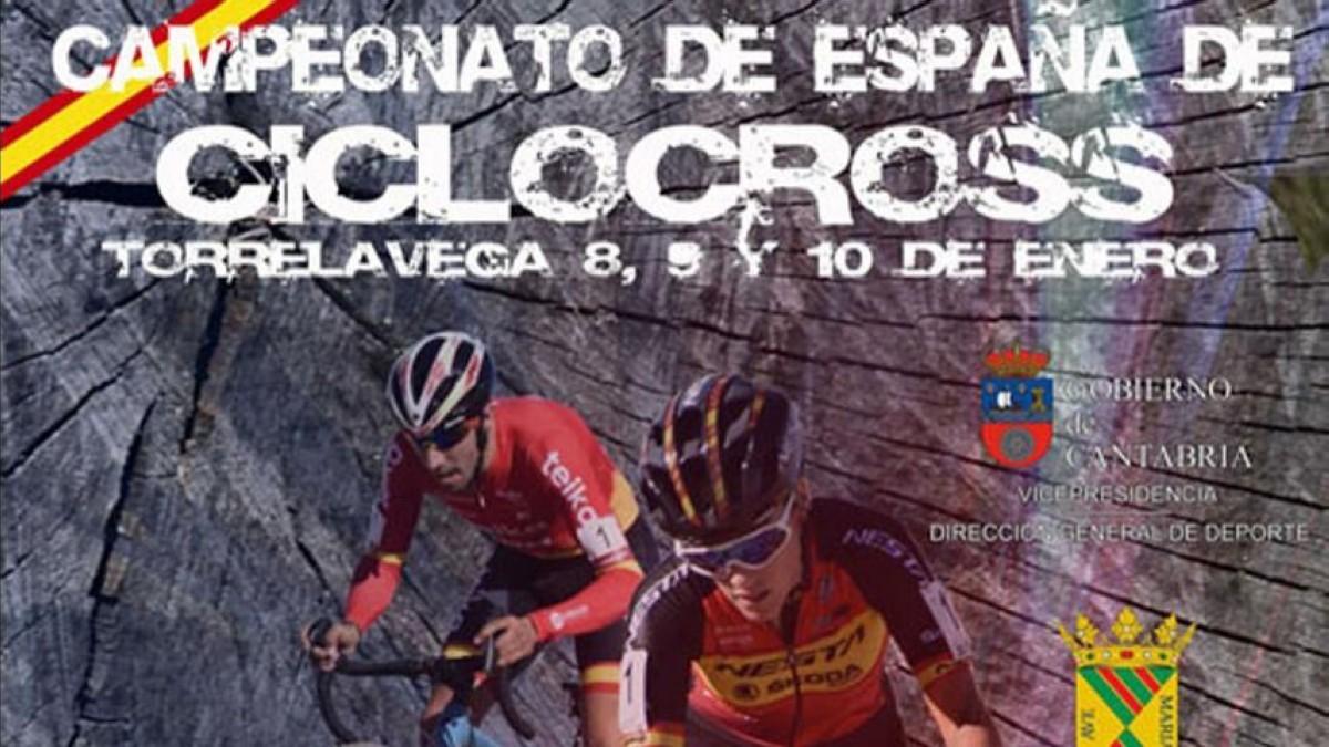 Selección madrileña para los campeonatos de España de CX Torrelavega 2021