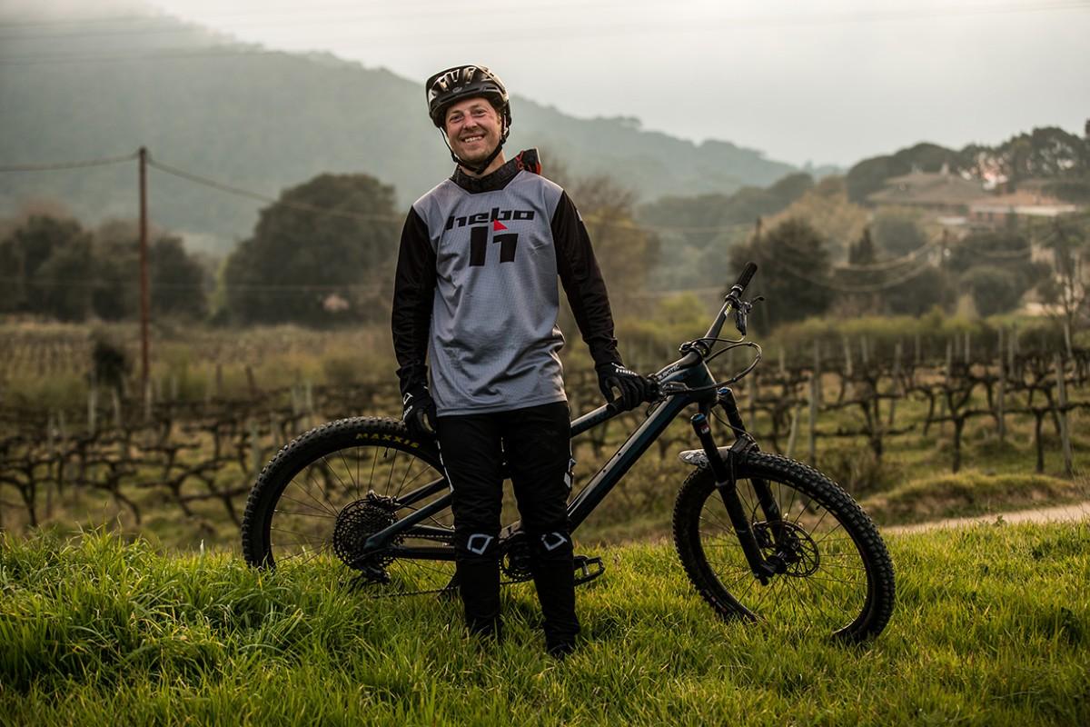 Sergio Layos nuevo fichaje de Hebo Bike