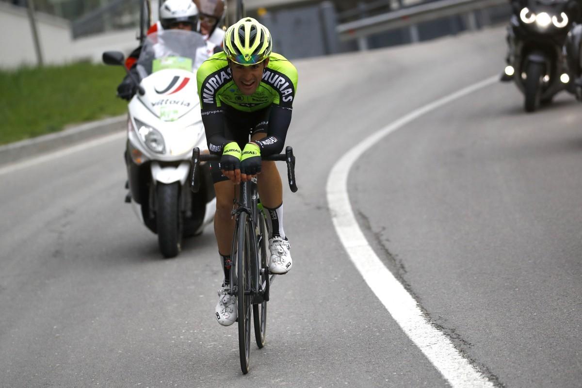 Sergio Samitier da el salto al WorldTour con su fichaje por Movistar Team