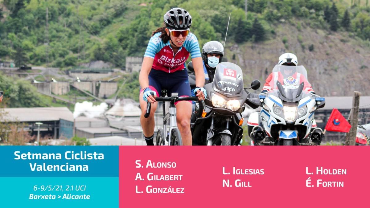Setmana Valenciana, primera vuelta por etapas del año para el Bizkaia Durango