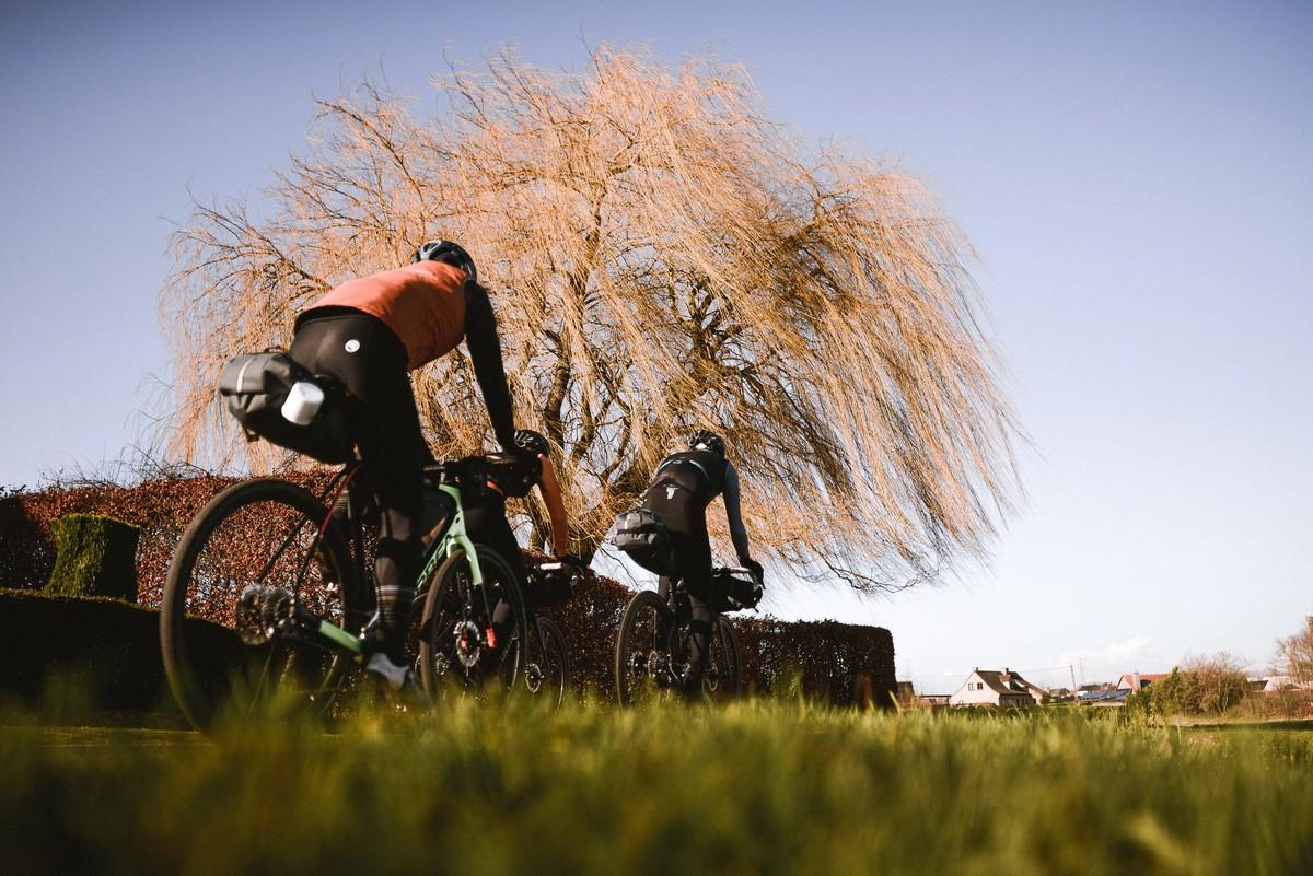 Shimano y Laurens Ten Dam se unen para vivir una aventura en Flandes
