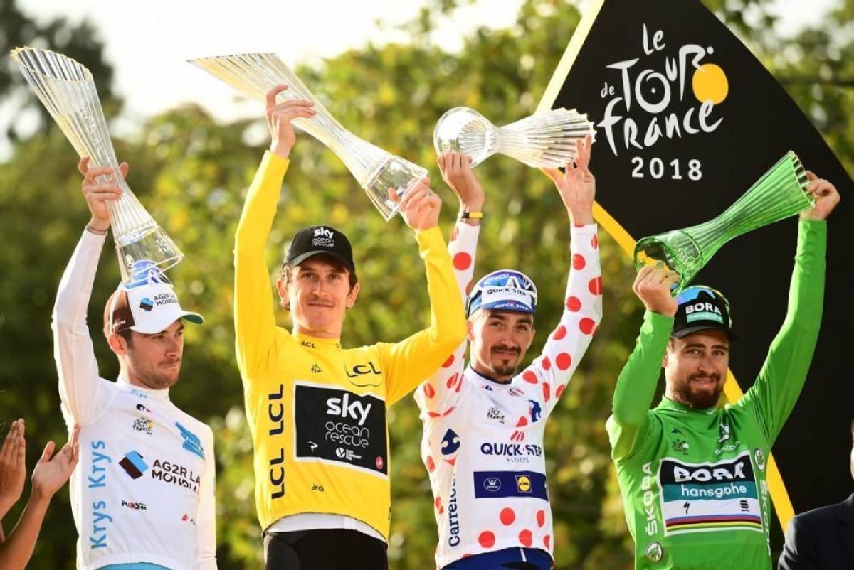 Sigue en directo la presentación del Tour de Francia 2019