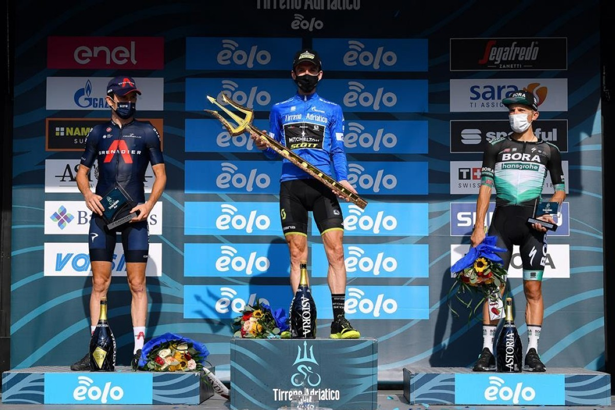 Simon Yates se hace con la Tirreno-Adriático 2020