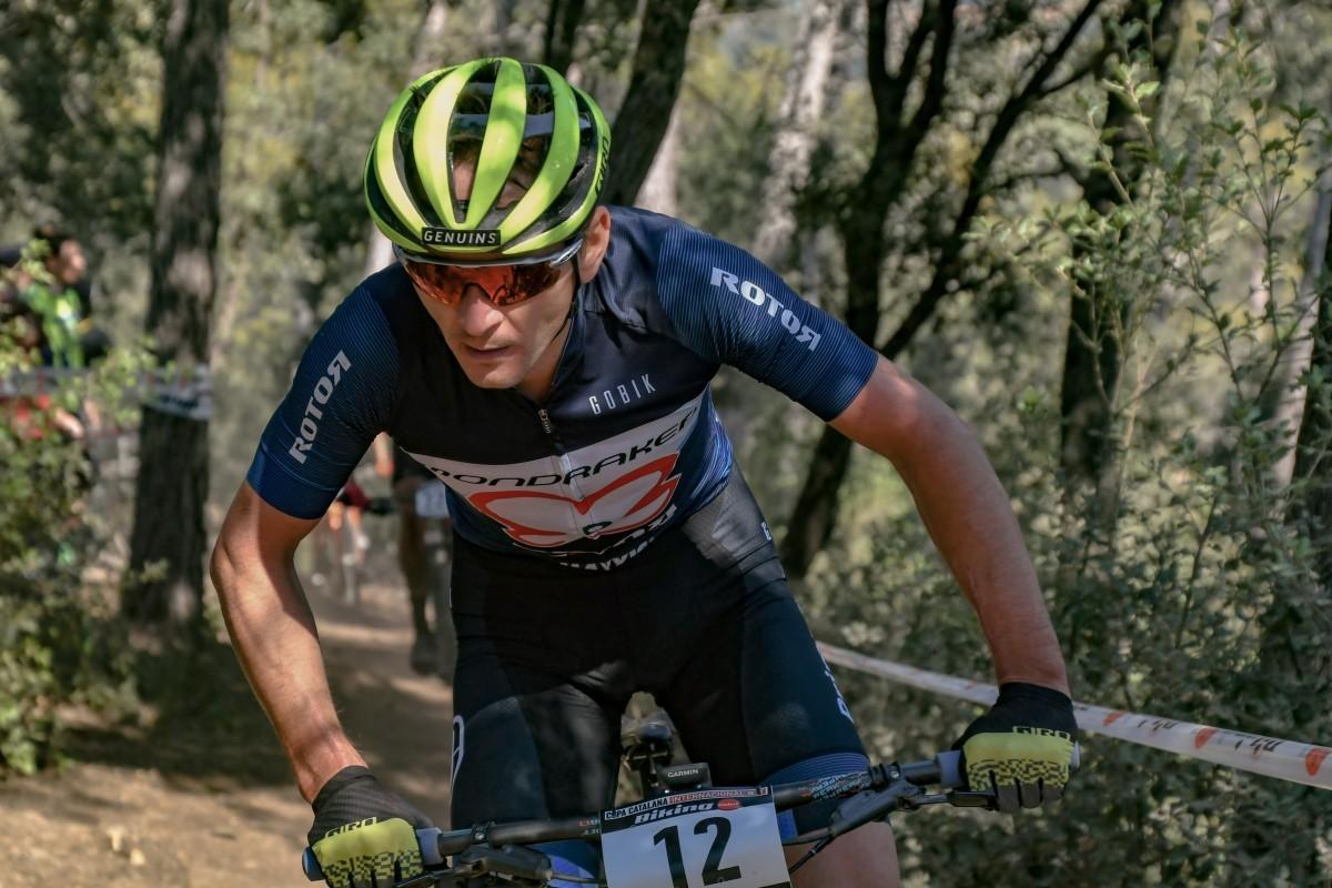 Sintsov se lleva el liderato en la Copa Catalana Internacional Biking Point