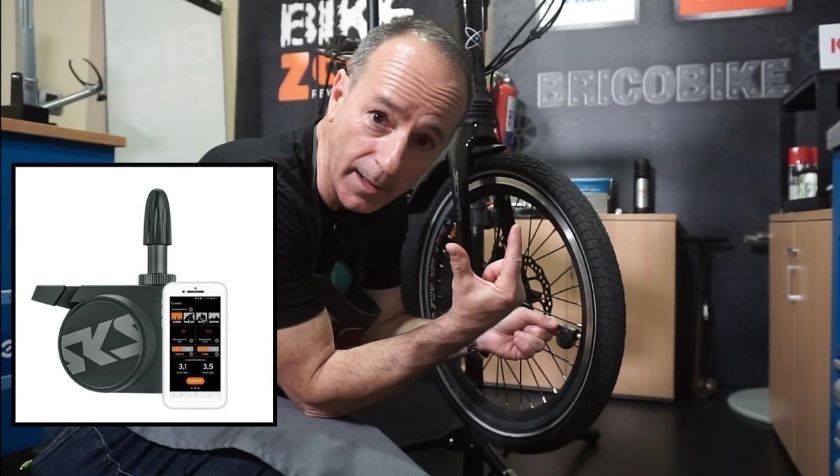 Nuevo programa:  SKS AIRSPY <br > Vigila tus neumáticos