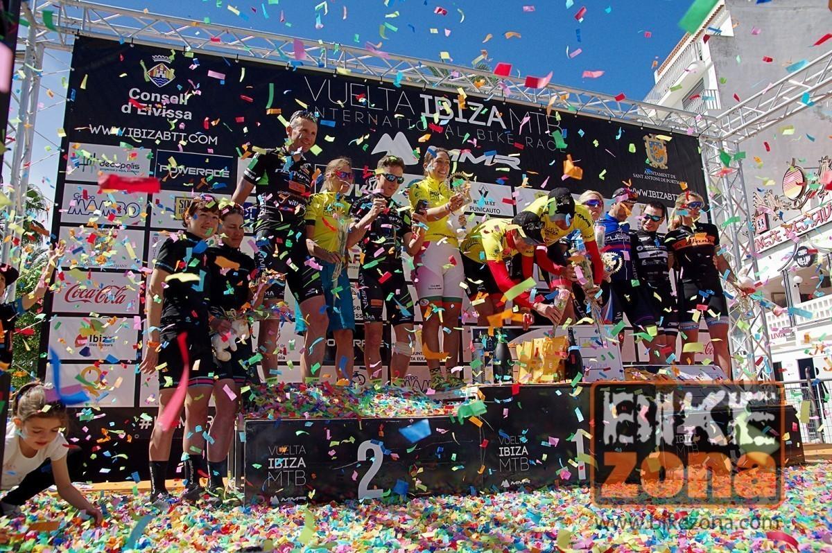 Solo diez días para la apertura de inscripciones de la Vuelta a Ibiza BTT 2019
