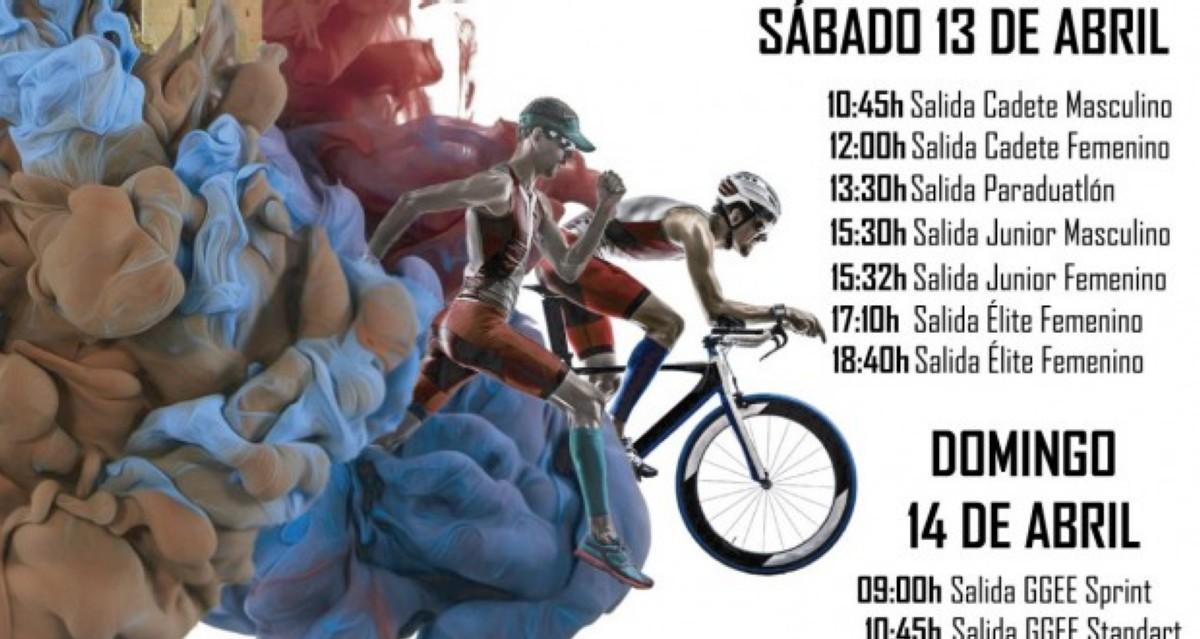 Soria prepara la gran fiesta del Duatlón nacional