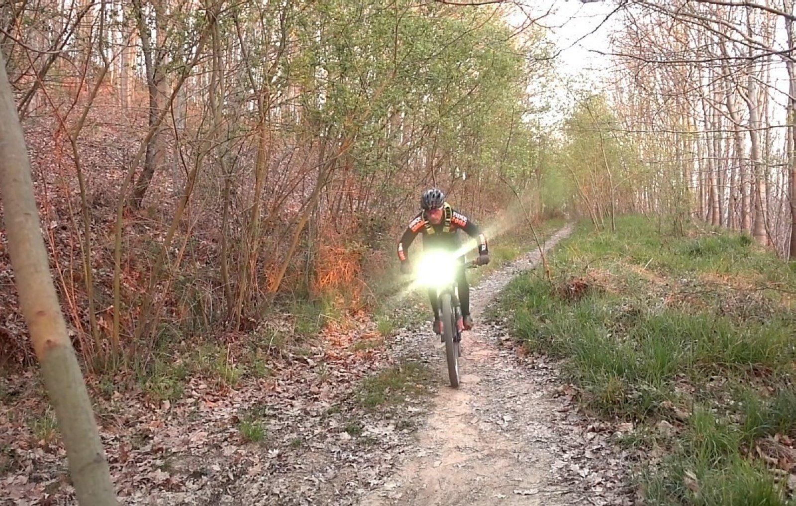 Superluces de día y de noche para bicicleta Pygomic