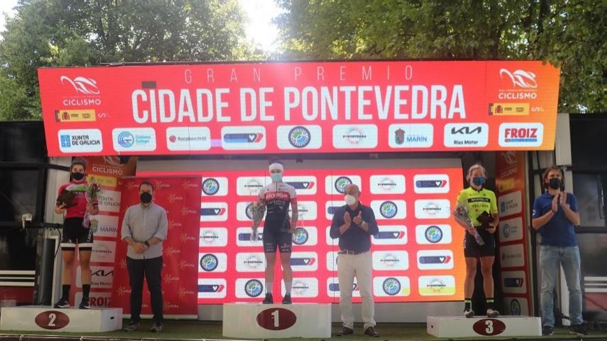 Susana Pérez vence en el Gran Premio Cidade de Pontevedra