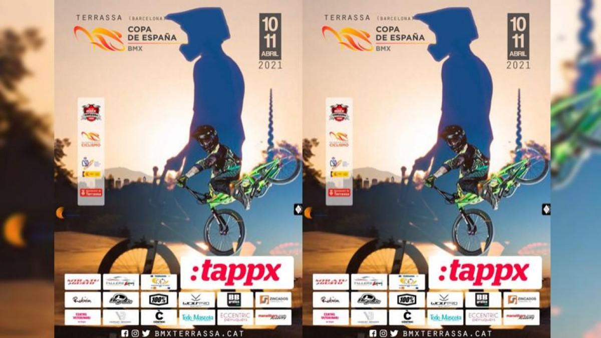 Tarrasa acogerá la tercera y cuarta prueba puntuable de la Copa de España de BMX