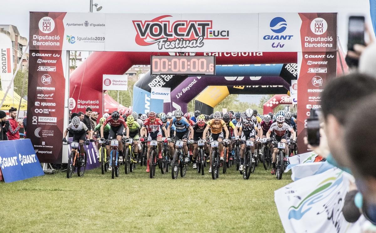 Termina la XV edición de la VolCAT tras cuatro intensas etapas