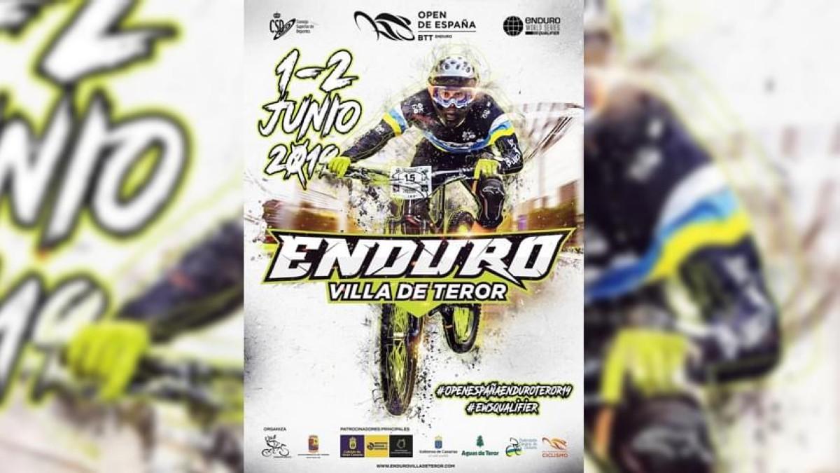Teror acoge la penúltima cita del Open de España de Enduro