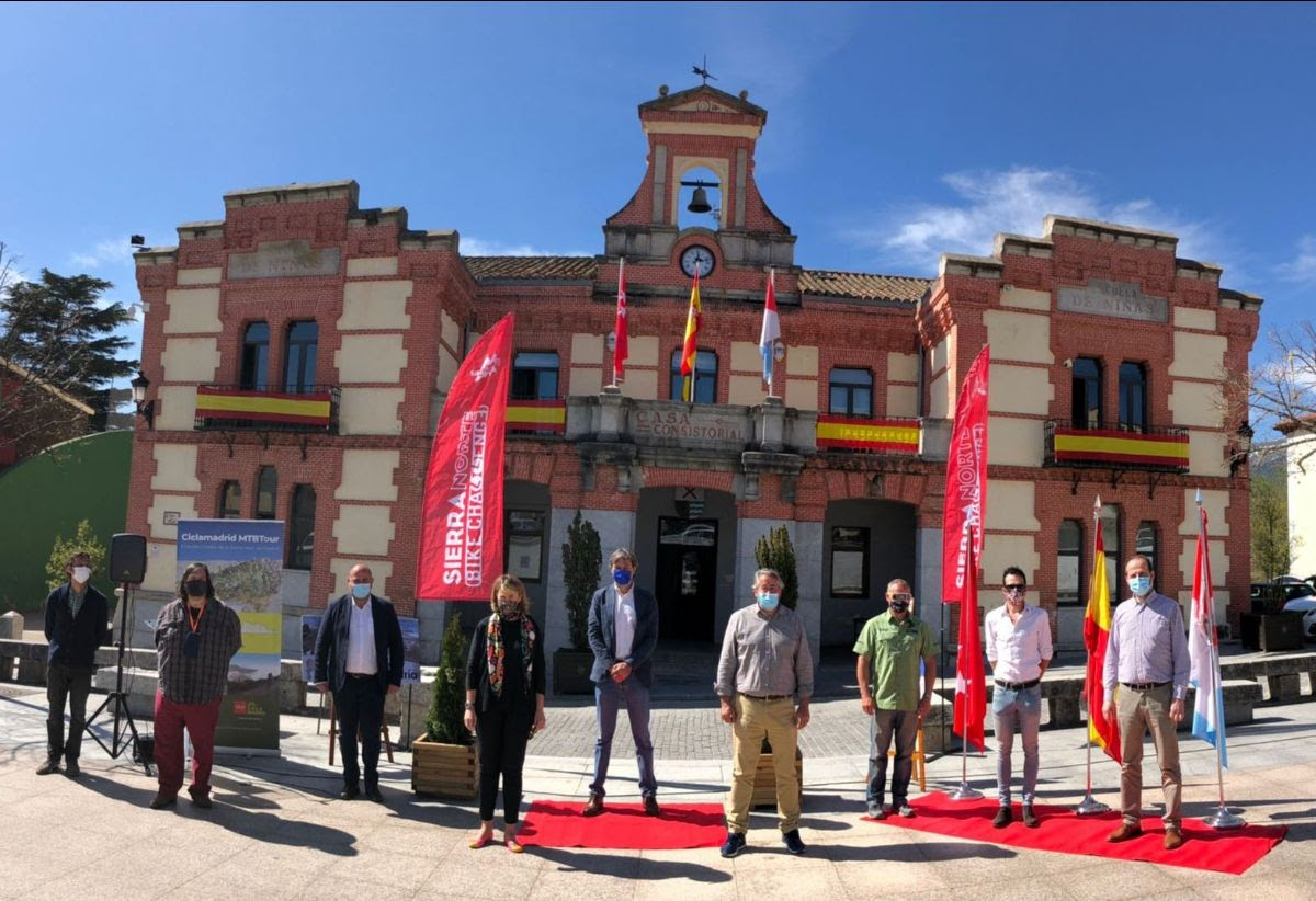 Territorio Sierra Norte Bike Challenge 2021 se pone en marcha