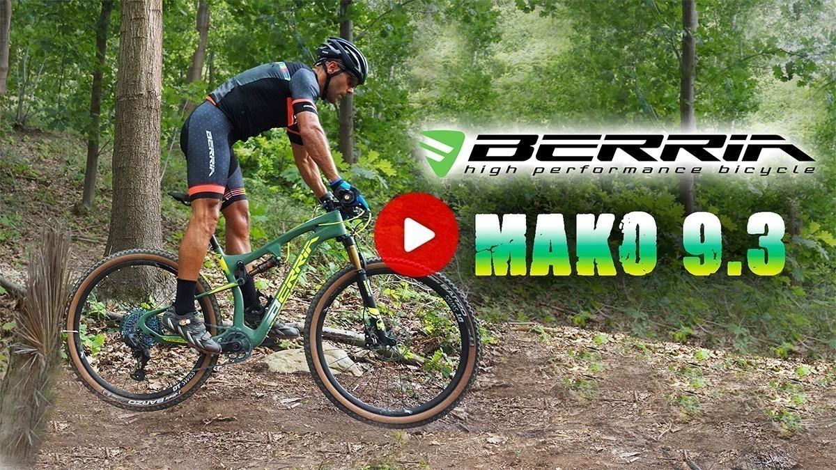 Probamos la nueva Berria Mako 9.3 de la gama 2020 de Berria Bike