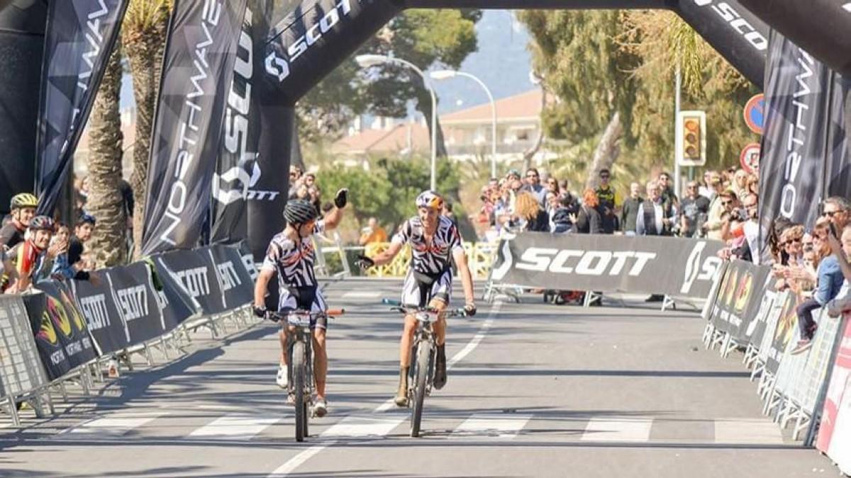 Tiago Ferreira vencedor de la Scott Marathon Cup de Cambrils