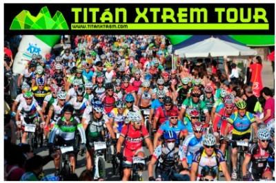 Titán Xtrem Tour supera los 300 inscritos