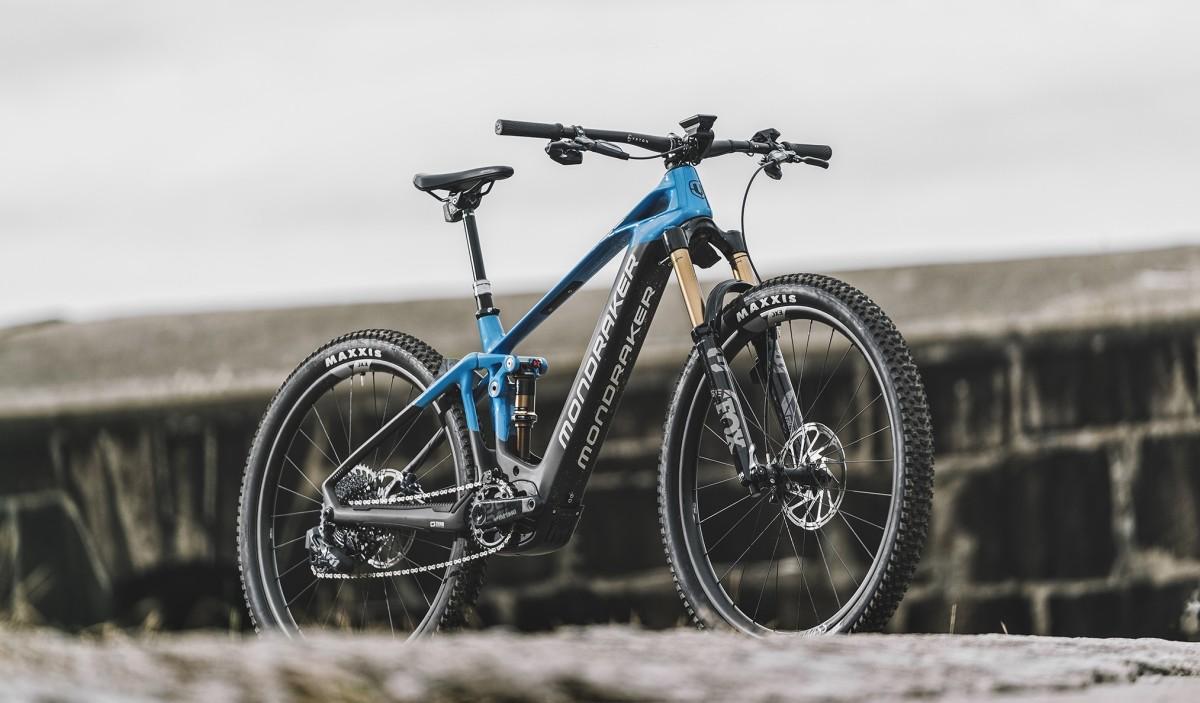 Todas las e-Bikes de Mondraker 2022 con el nuevo motor Bosch Smart System Gen4