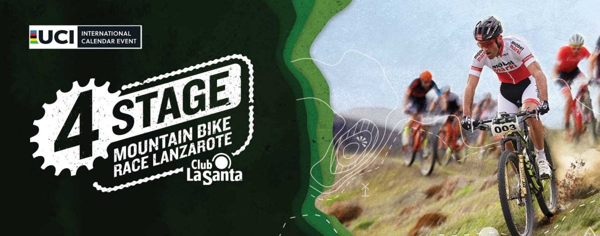 Todo listo para la Club La Santa 4 Stage MTB Race Lanzarote 2020