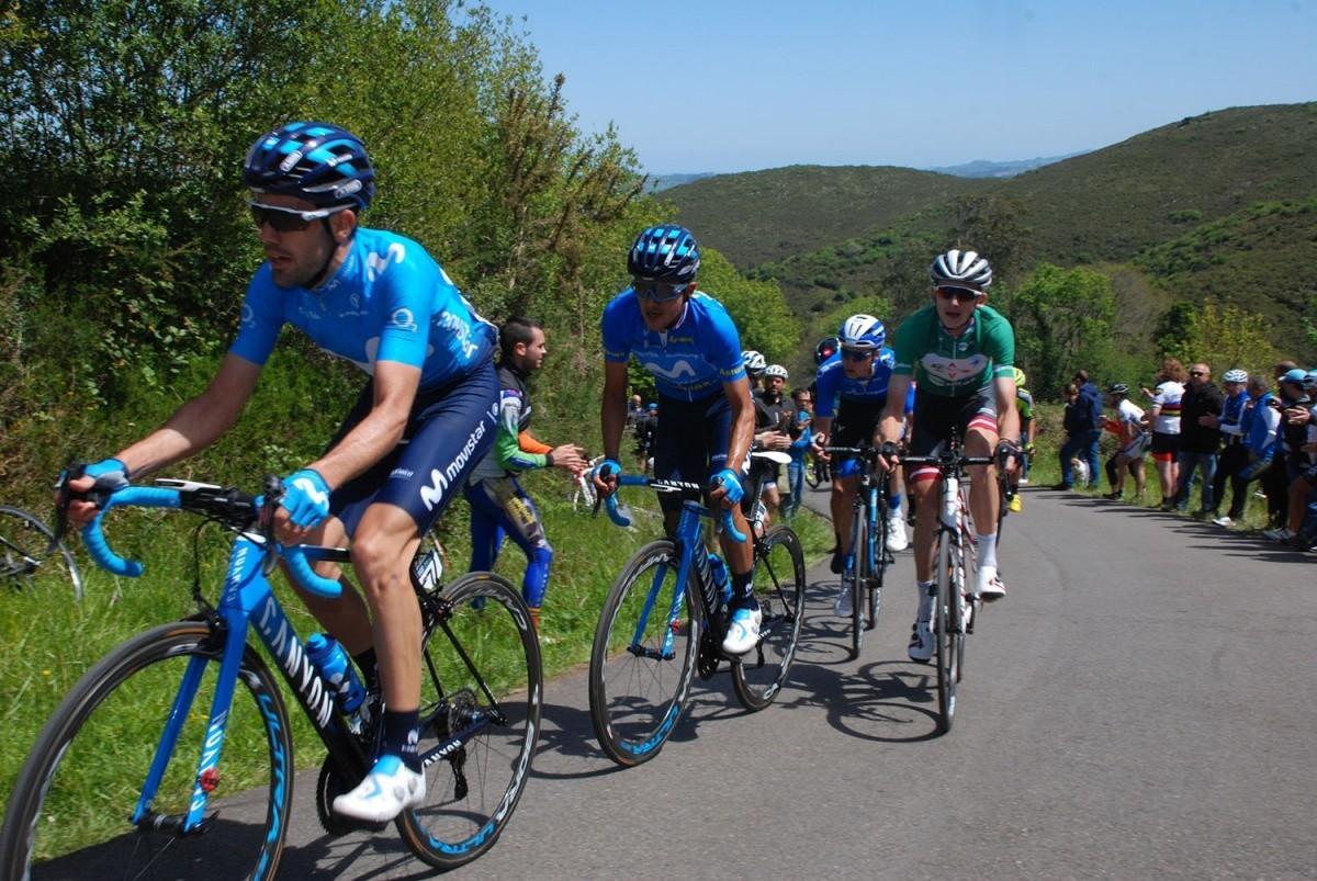 Pistoletazo de salida de la Vuelta a Asturias