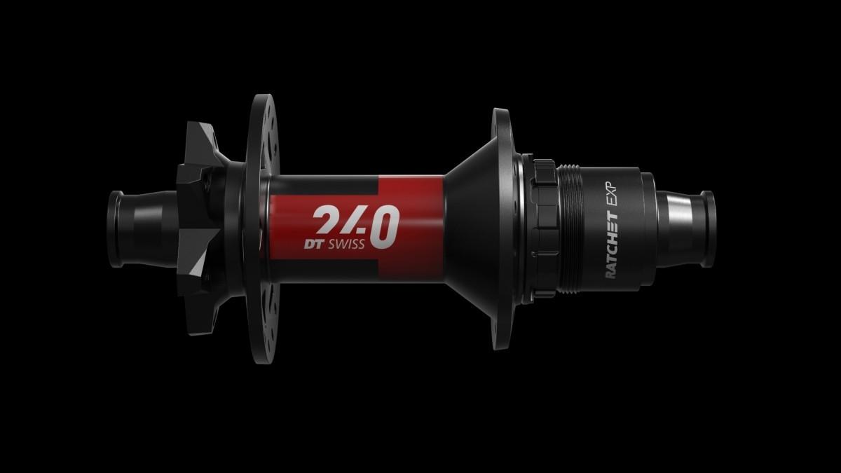 Todos los secretos del nuevo buje DT Swiss 240 EXP