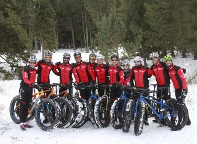 Tomi Misser de Imparables ganó la primera Snow Epic