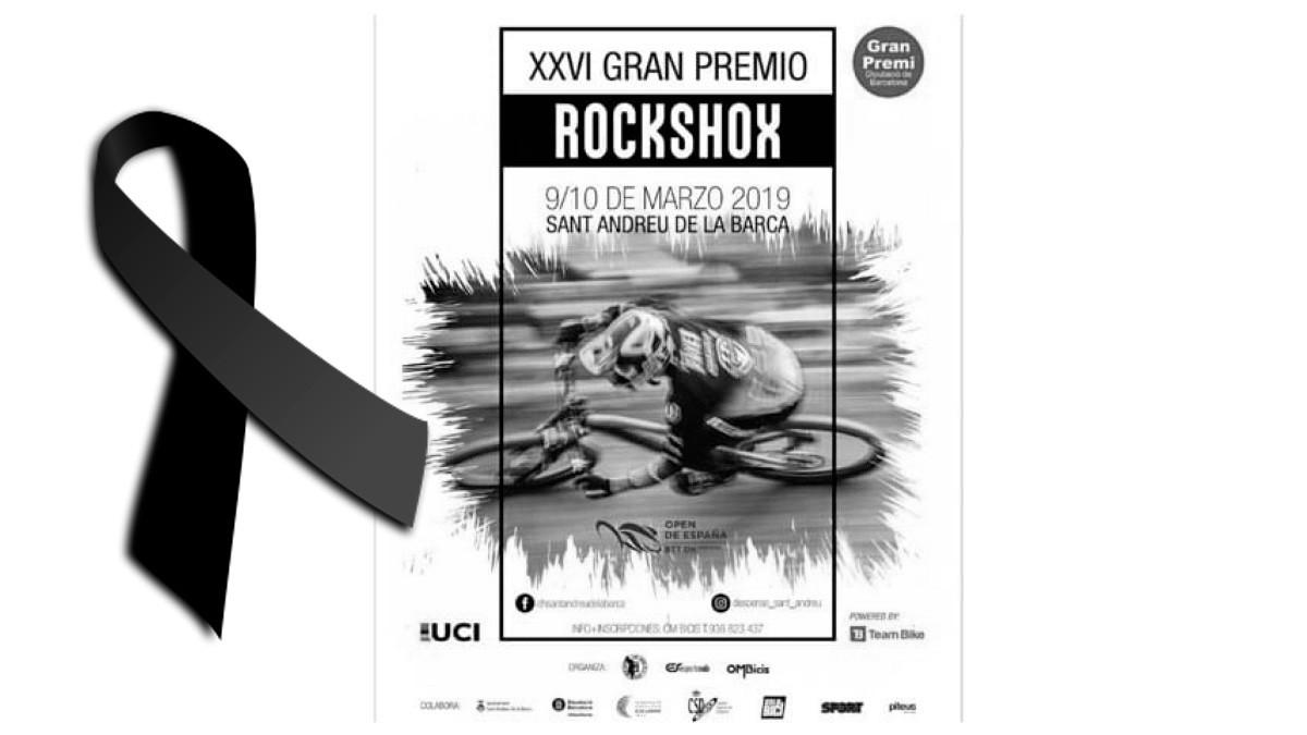 Trágico fallecimiento de un biker en el descenso de Sant Andreu