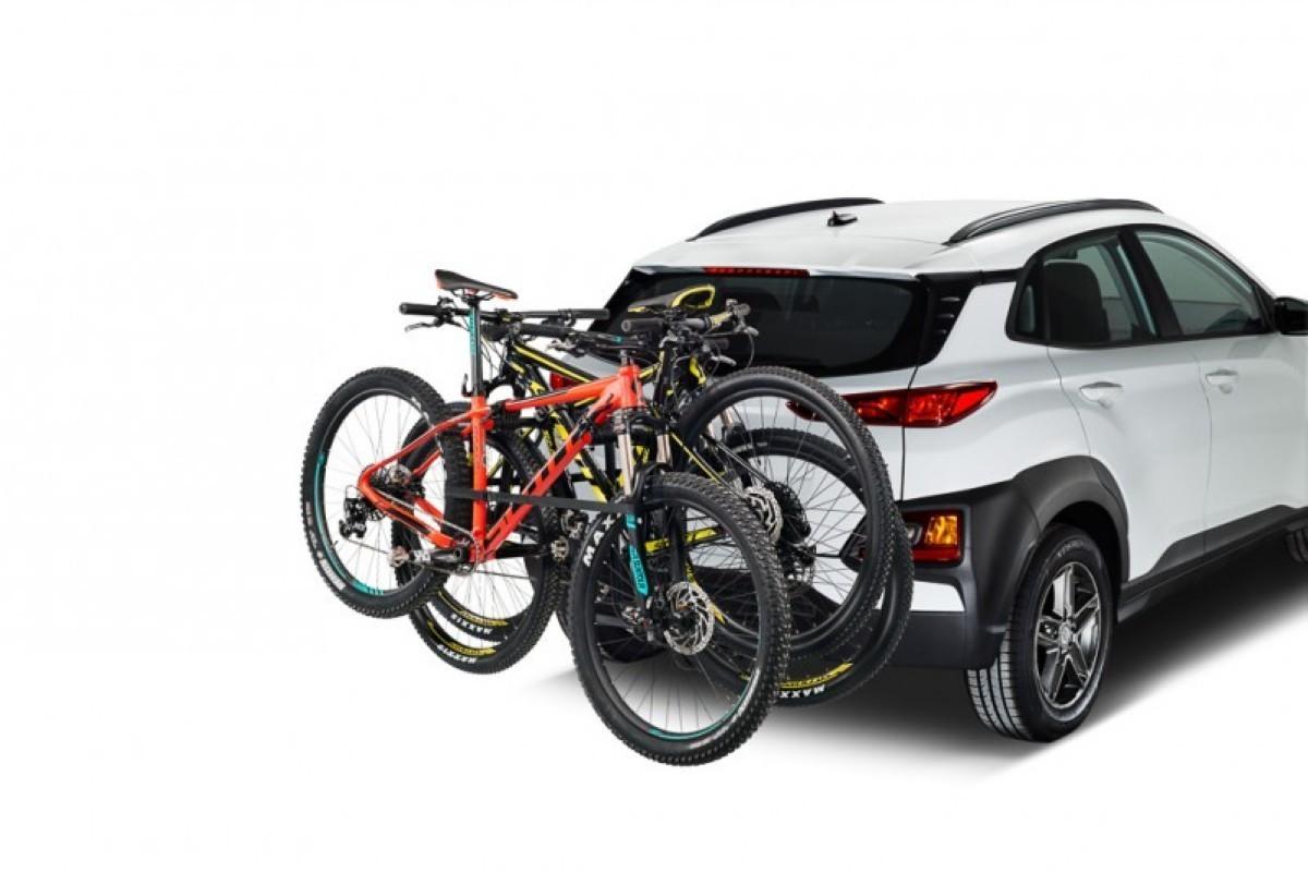 Frame, transporta tu bicicleta con Cruz