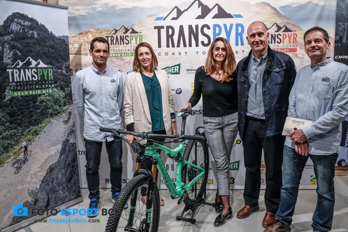 Transpyr Coast to Coast firma un acuerdo con TRESSIS