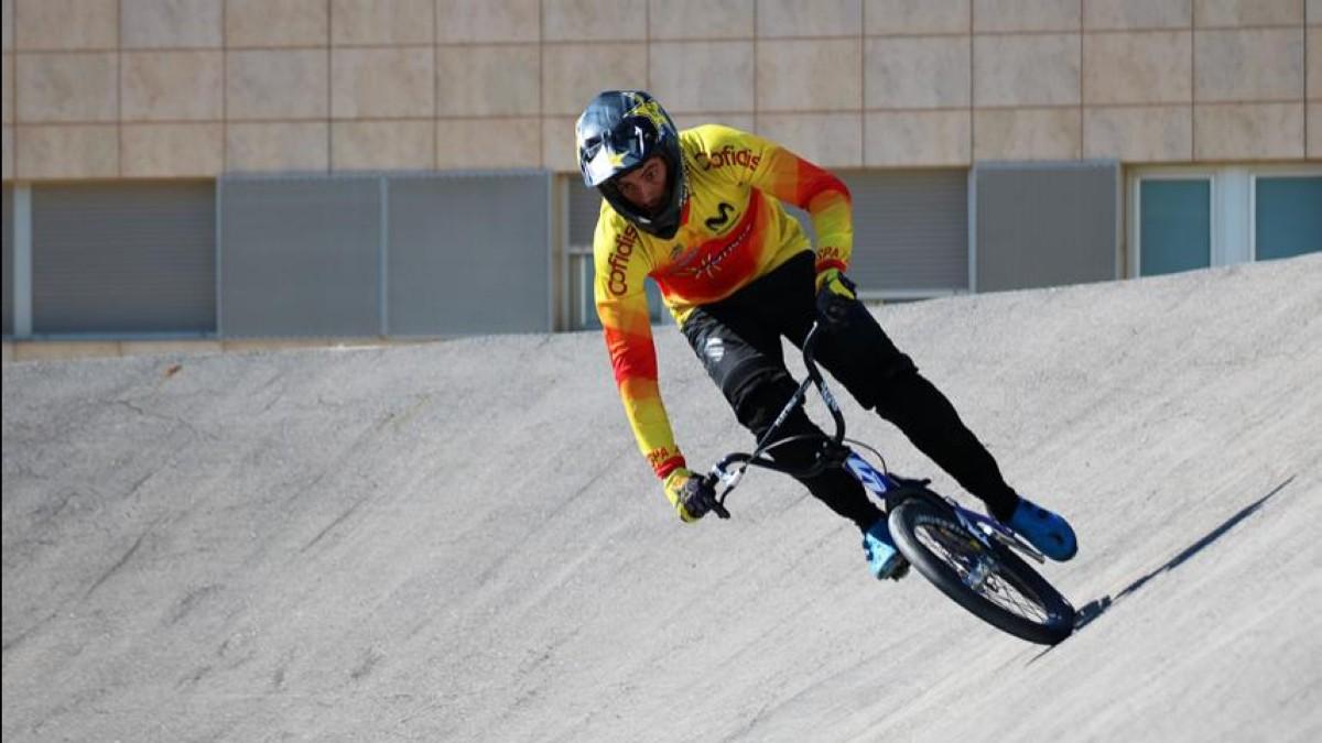 Trial y BMX reanudan las concentraciones del Plan Estratégico de Alto Rendimiento y Tecnificación